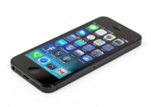 новый iphone 5 черный