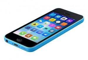 новый iphone 5с синий2