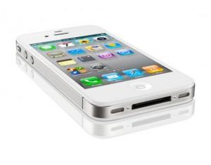 новый iphone 4 белый