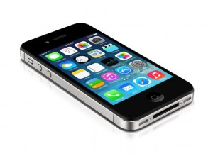 новый iphone 4 черный
