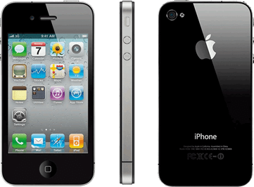 Замена корпуса iPhone 4S
