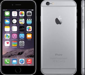 Замена модема Iphone 6