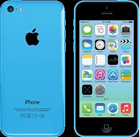 Ремонт iPhone5c