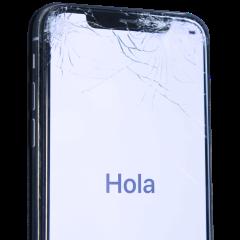 Замена только стекла iPhone