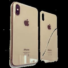 Замена заднего стекла iPhone Х