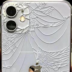 Замена заднего стекла iPhone 12