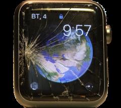 Замена стекла Apple Watch 5