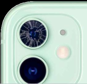 Замена стекла камеры iPhone