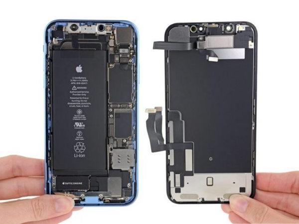 Замена аккумулятора iPhone 11