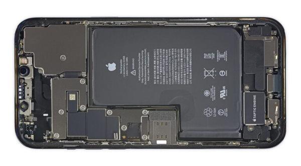 Замена аккумулятора iPhone 12 Pro Max