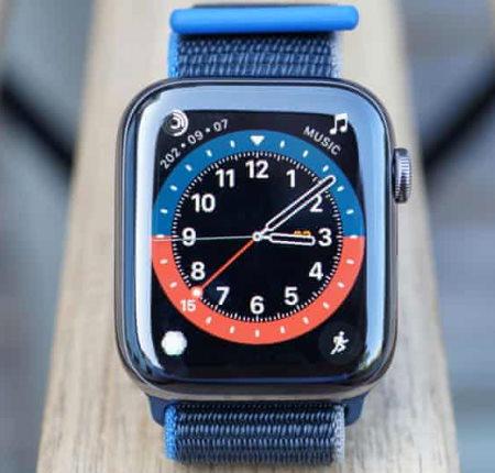 Замена экрана Apple Watch 6
