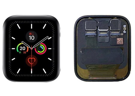 Замена экрана Apple Watch 5